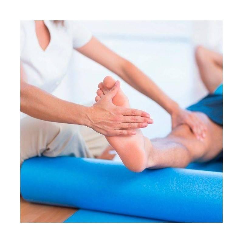 Sesión de Fisioterapia Tratamiento Manual