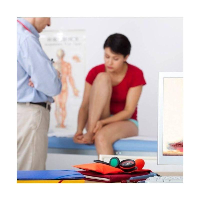 Consulta Traumatología e Infiltración Articular