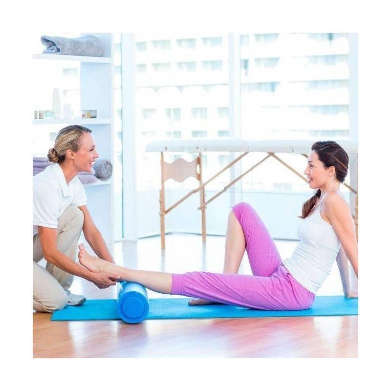 Sesión de Fisioterapia Tratamiento combinado