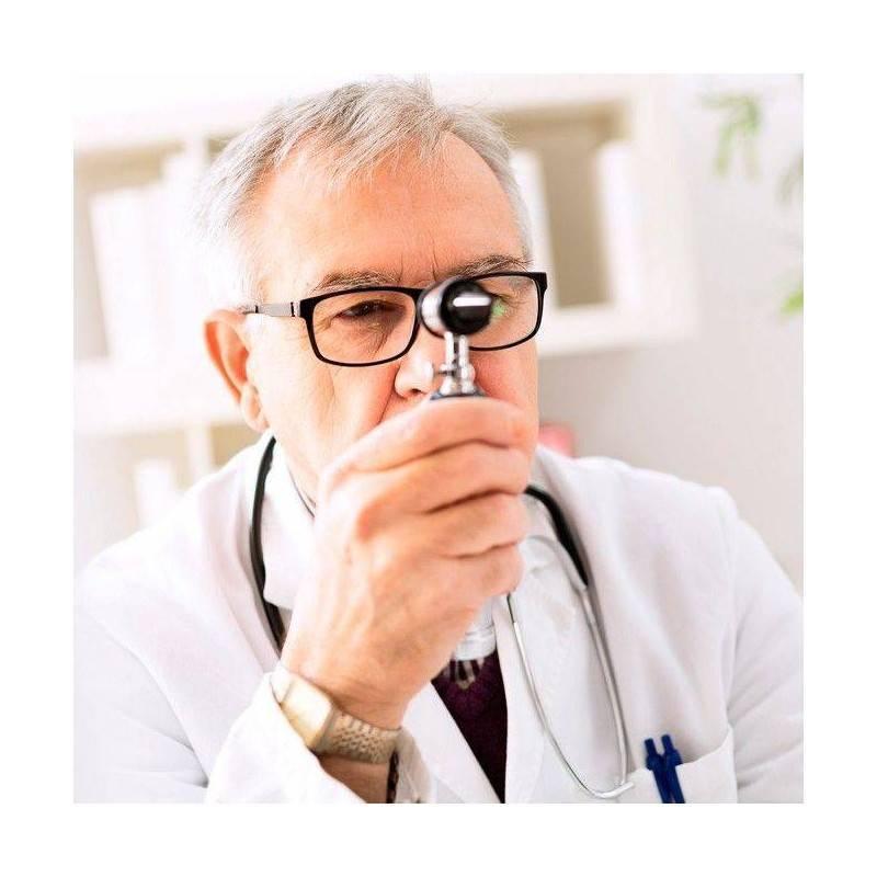 Consulta Otorrinolaringología y Rinofibrolaringoscopia