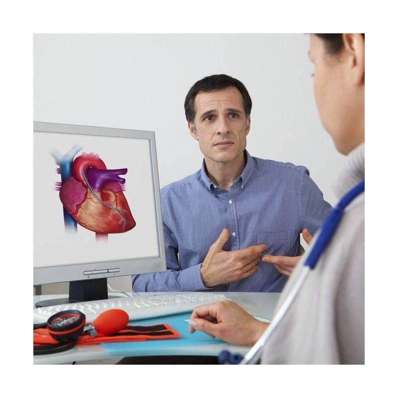 Consulta Cardiología y Holter ECG