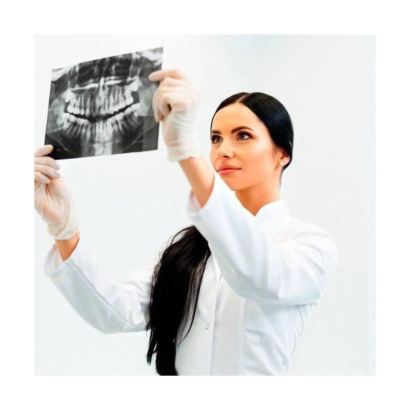 Consulta Cirugía Maxilofacial y Ortopantomografía