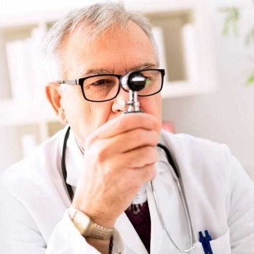 Consulta Otorrinolaringología en Toledo
