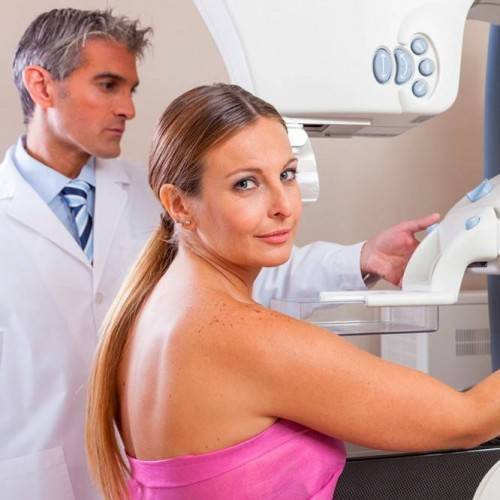 Mamografía Bilateral en Alcañiz