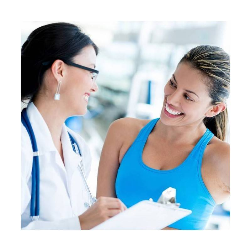 Consulta de Medicina deportiva