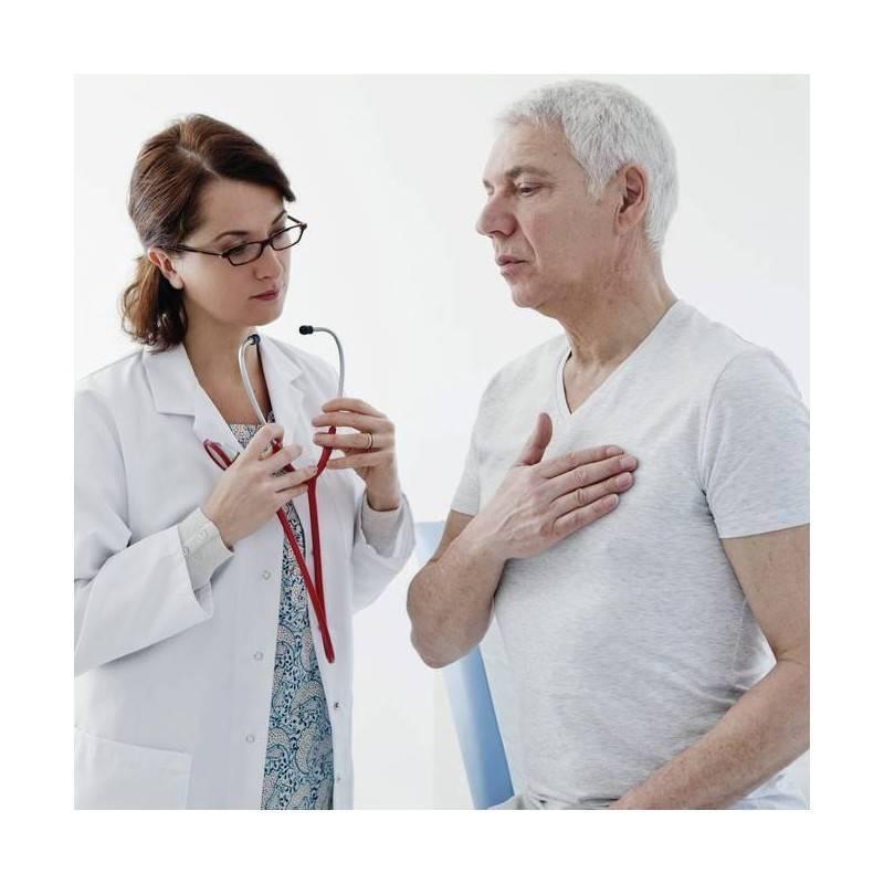 Consulta de Cardiología y Prueba de esfuerzo
