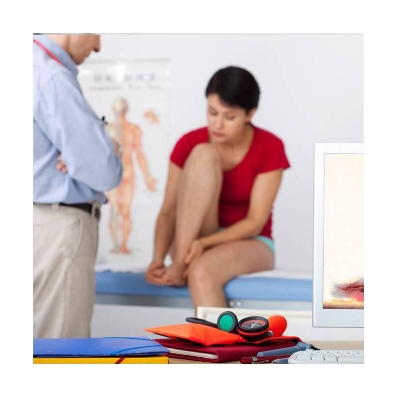 Consulta de Traumatología y Cirugía Ortopédica
