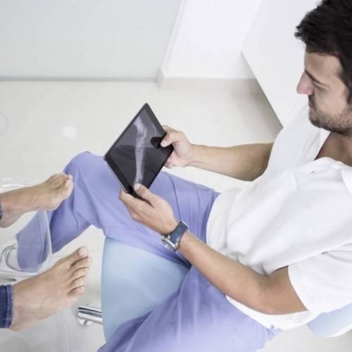 Análisis de la pisada y Exploración Biomecánica en Hospitalet de llobregat, l´