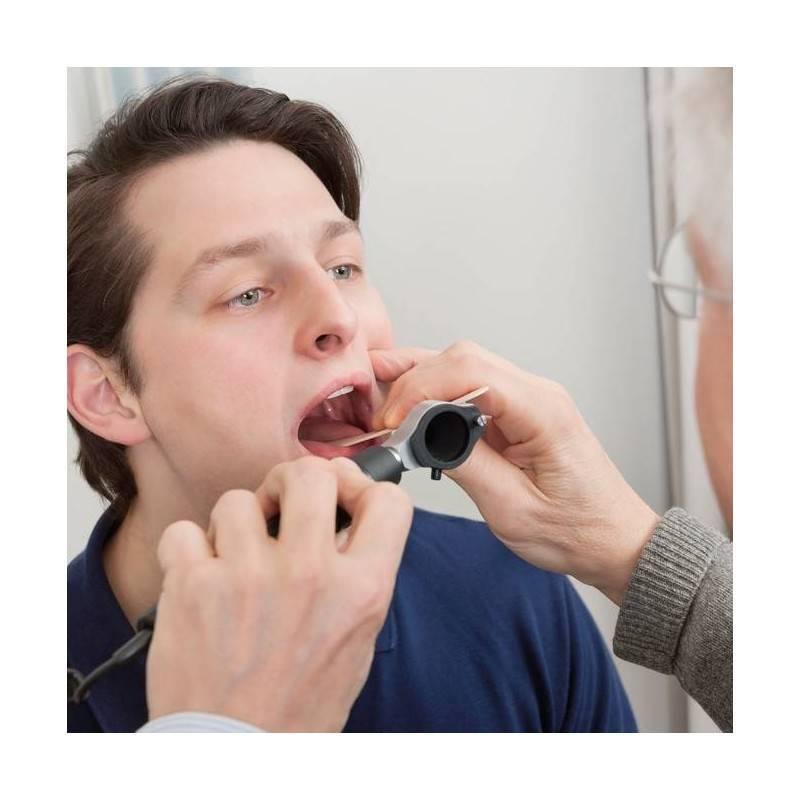 Consulta Otorrinolaringología + Rinofibrolaringoscopia