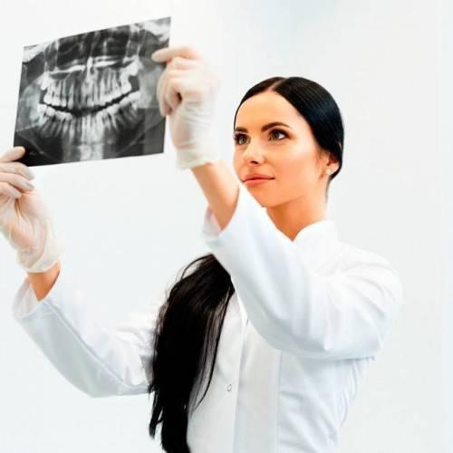 Ortopantomografía en La cala de mijas