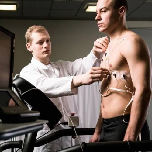 Reconocimiento médico deportivo en Barcelona