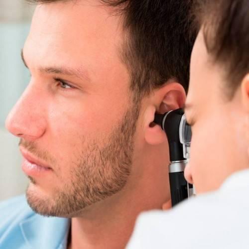 Consulta Otorrinolaringología en Alcañiz
