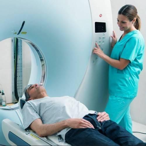 TAC Una Zona Anatómica en Hospitalet de llobregat, l´