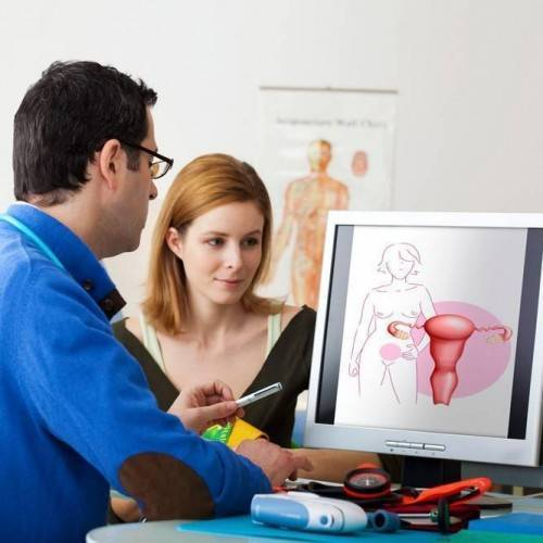 Analítica revisión ginecológica en Arroyomolinos