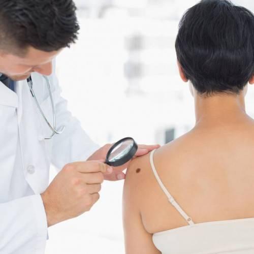 Consulta Dermatología en Madrid