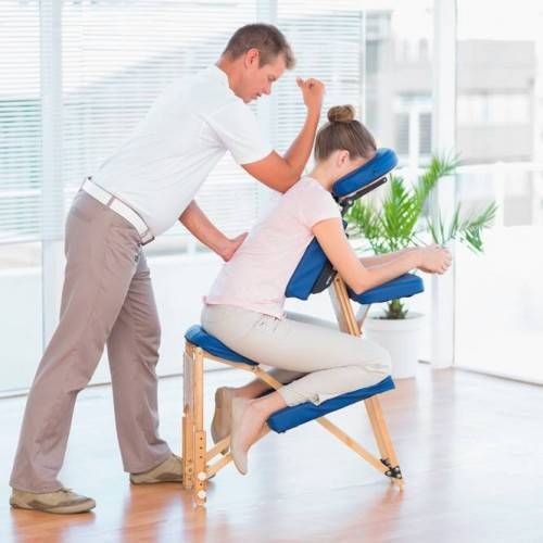 Sesión Fisioterapia Tratamiento Manual en Madrid