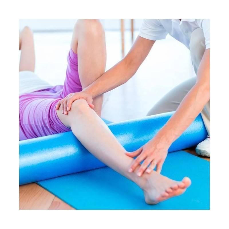 Sesión Fisioterapia Tratamiento Combinado en Aspe