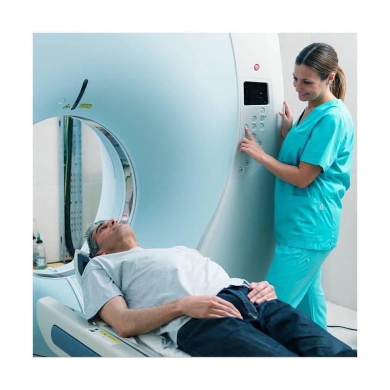 Resonancia Magnética Dos Zonas Anatómicas