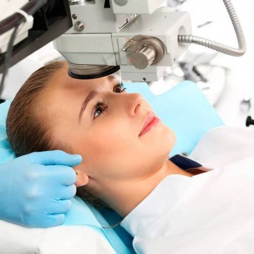 Consulta Oftalmología en Luarca