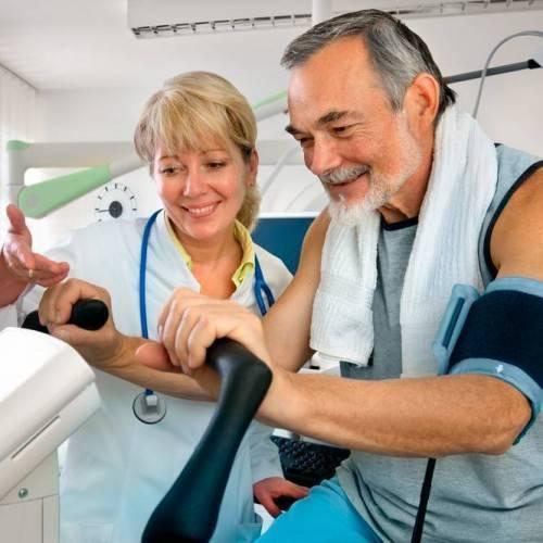 Reconocimiento médico deportivo en Denia