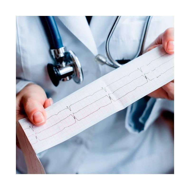 Electrocardiograma en Gandia