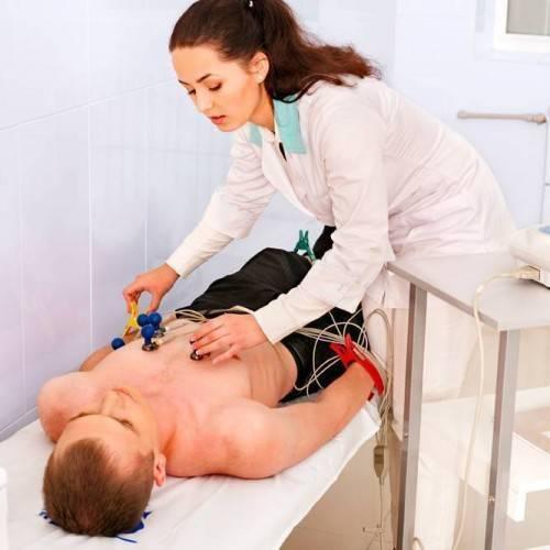 Electrocardiograma en Calpe