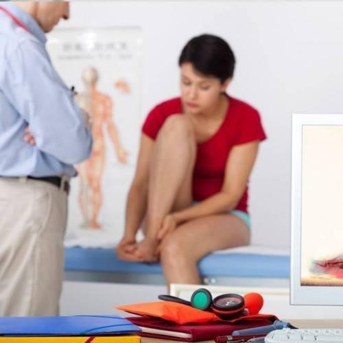 Consulta Traumatología en Avila