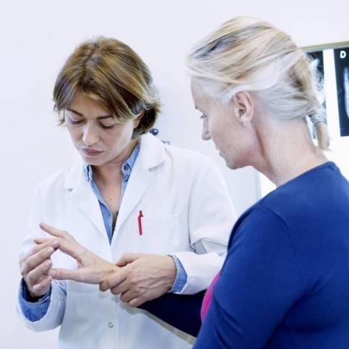 Consulta Reumatología en Burjassot