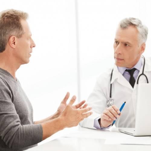 Consulta Endocrinología en Madrid
