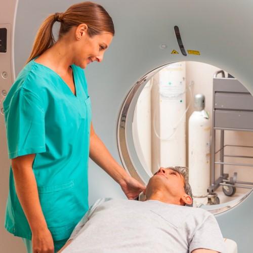 Resonancia Magnética Una Zona Anatómica (3T) en Madrid