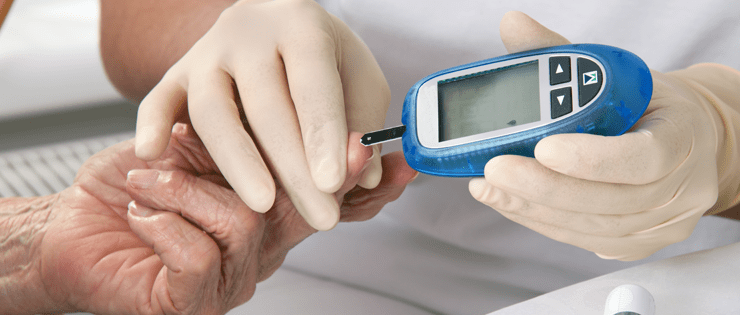síntomas de diabetes