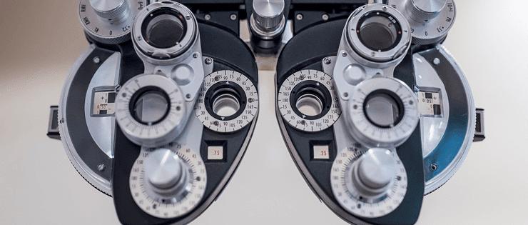 visitar consulta del oftalmólogo